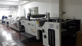 Ketchview GST-1020 Screen Printing Machine