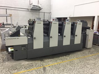 Komori Lithrone L-20