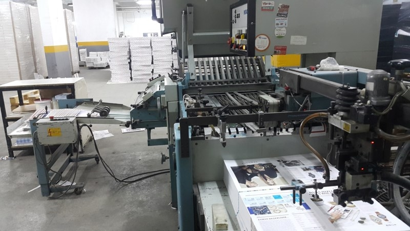 Mbo 64x90 Folding Machine
