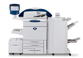 Xerox Docucolor 240 with Professional Finisher