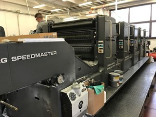 HEIDELBERG SPEED 102 FPP