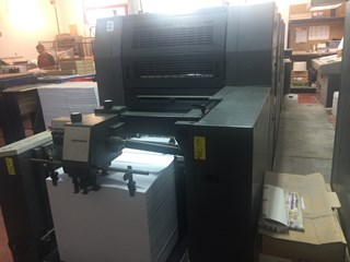 Heidelberg SM 52-4 H (straight machine)
