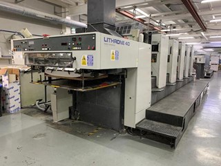 Komori Lithrone 540