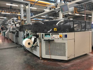 KOLBUS KM 472.A Line for Book Block Production