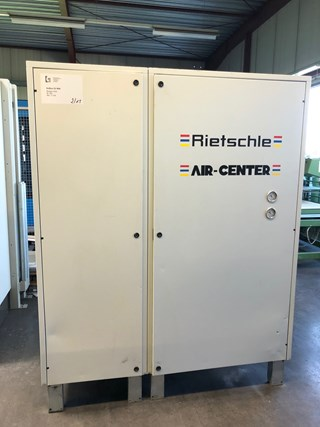 RIETSCHLE AIR CENTER (for Kolbus ZU 804)