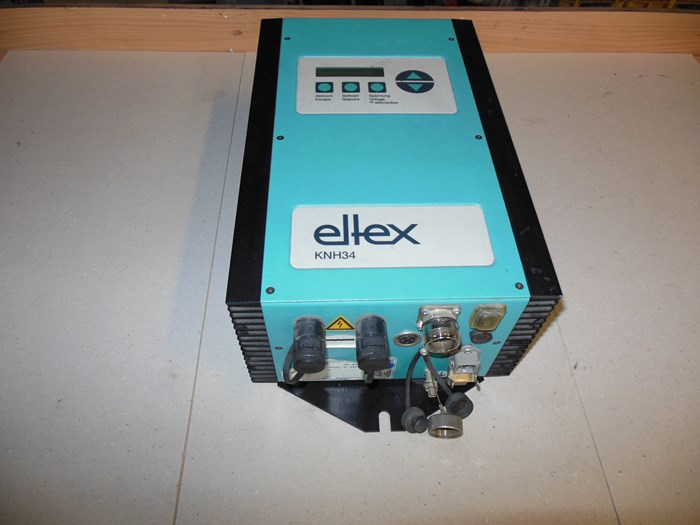 ELTEX Electrostatic-Parts