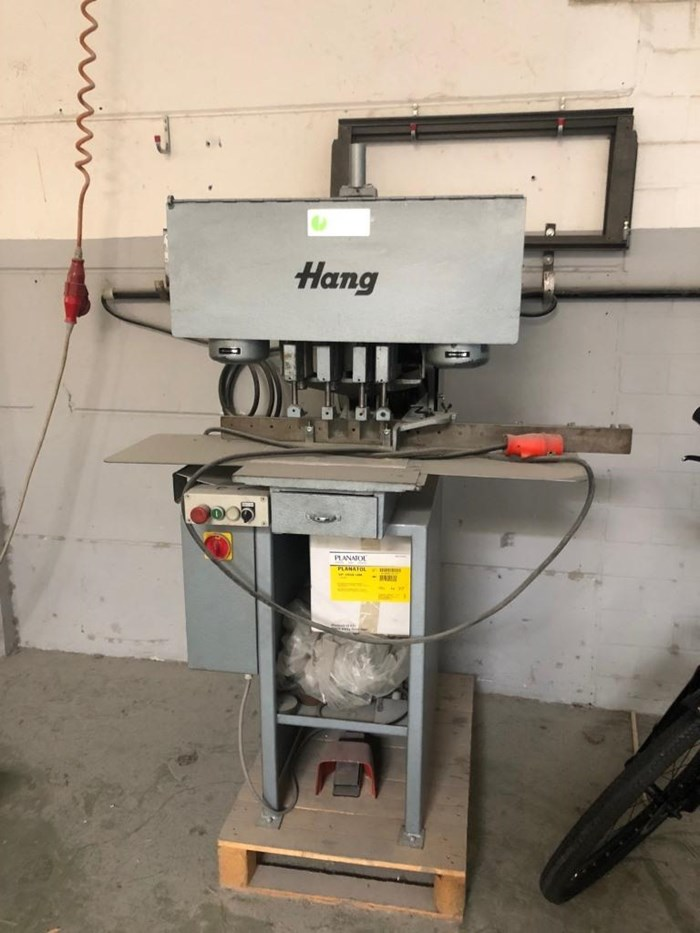 HANG DRILLING MACHINE 136-04/4
