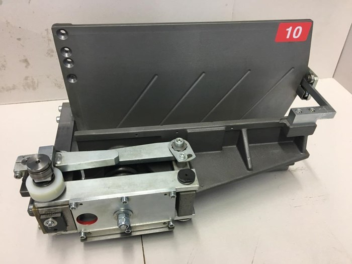 Clamp for KOLBUS Perfect Binder KM 600.C / KM 610.C