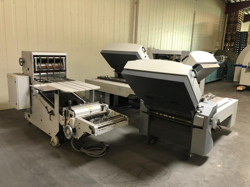 HEIDELBERG TH 82/442 with PFH