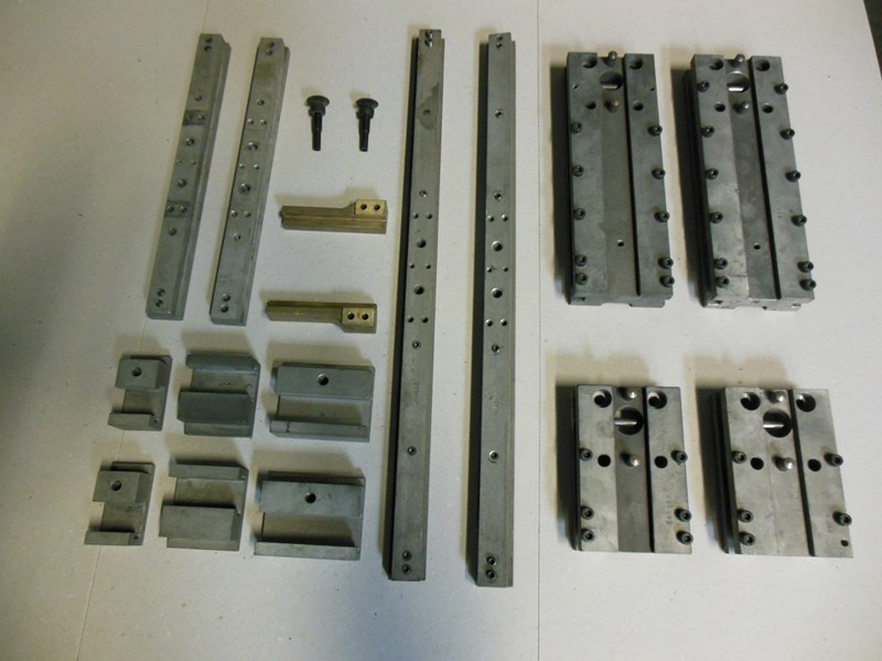 Parts for Suction Arm for KOLBUS Casemaker