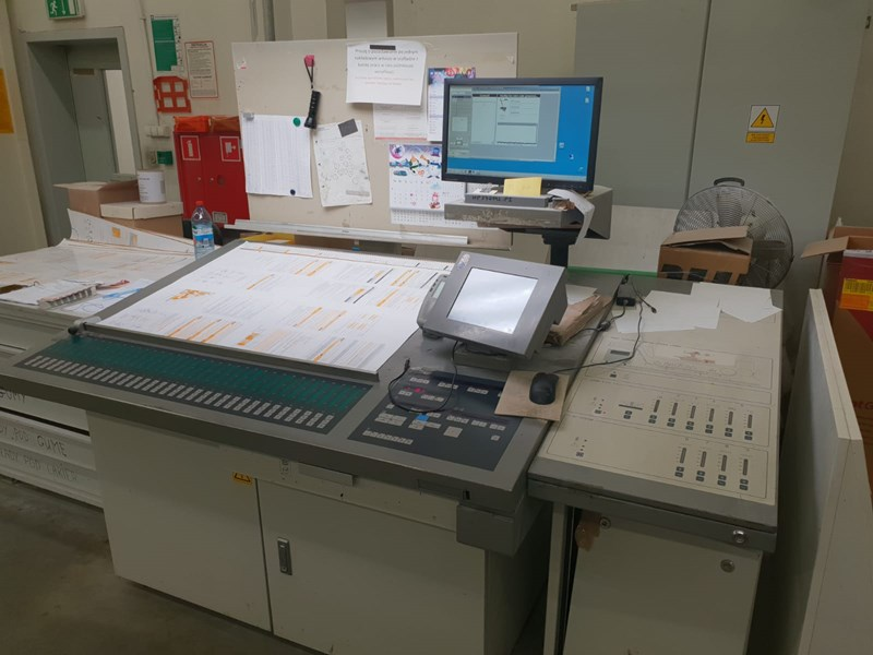 Komori Lithrone 540P + C