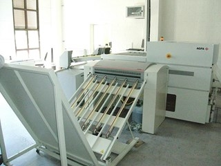 AGFA CtP System Excalibur