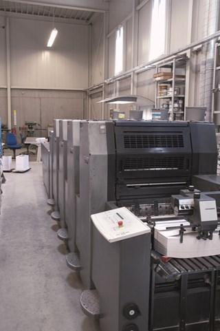 Heidelberg SM 52-4-P+LX AxisControl