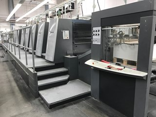 Heidelberg XL 105-10-P