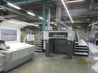 Heidelberg XL 105-8-P InPress + Autoplate XL