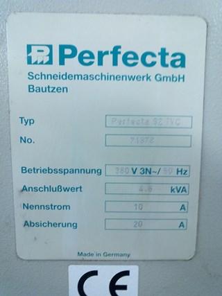 Perfecta 92 TVC