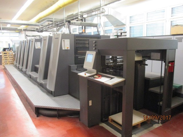Show details for Heidelberg XL 75-6 LX with UV