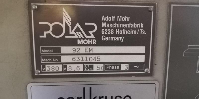 Polar 92 EM