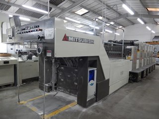Mitsubishi Diamond D1000 LS 5+C+ED