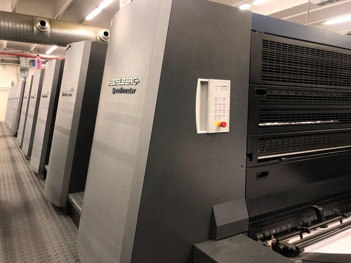 Heidelberg XL 105-10P