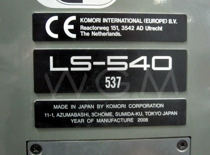KOMORI LS 540+C