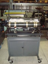 N+P unit  for Heidelberg SM 74 series