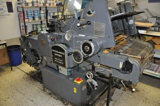Heidelberg KORS, grey model