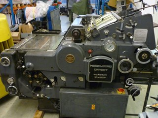 Heidelberg KORD 64, grey model