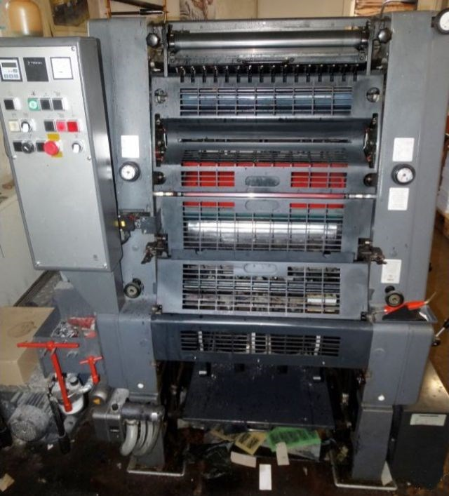 Show details for Heidelberg GTO PM 52-1+ (w. N+P)