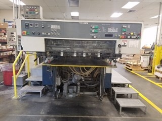 1999 Komori L 240 P with PQC, komorimatic