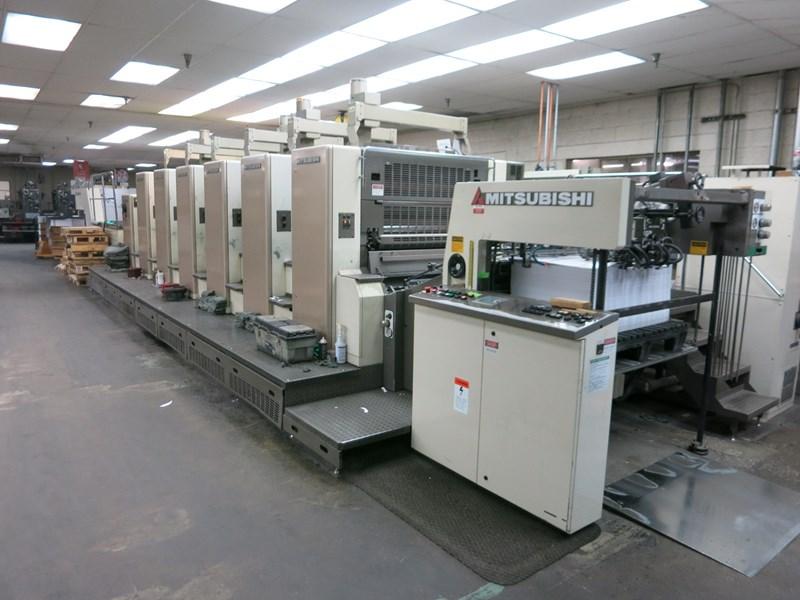 Mitsubishi D3000 LS