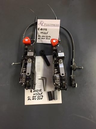 Hohner stitching heads 43/6 S