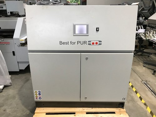 A&F Drucklufttechnik GmbH Best for PUR 600 L