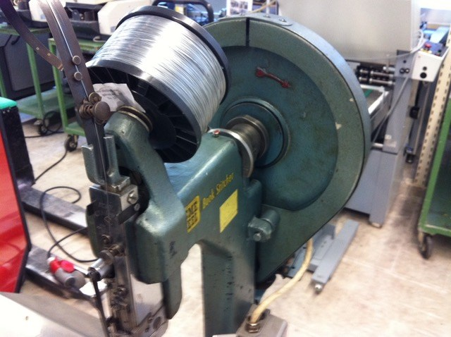 ACMA STEEL Stitching unit with wire coil