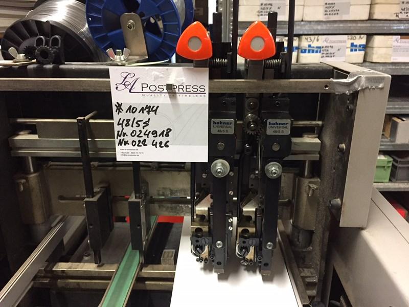 Hohner stitching heads 48/5 S