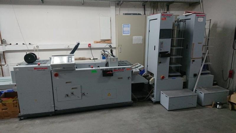 Horizon VAC-600Ha VAC-600Hm SPF-200A FC-200A