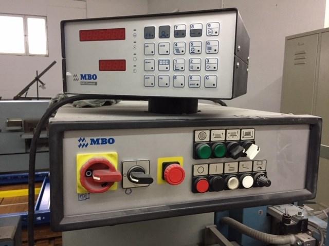 MBO T530-1-43/4F