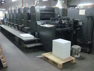 HEIDELBERG SPEEDMASTER SM 74 6 P H