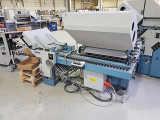 MBO T800 FOLDING MACHINE