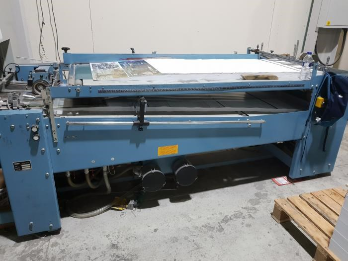 MBO  B26 FOLDING MACHINE