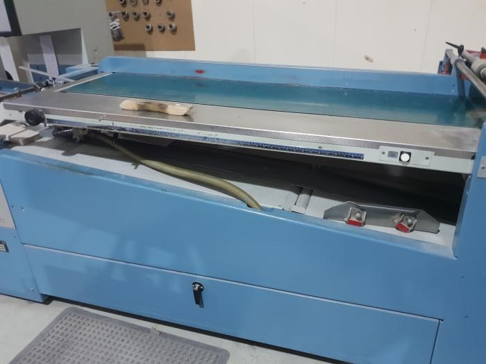MBO  T700 FOLDING MACHINE