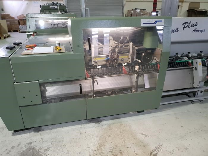 MULLER MARTINI  PRIMA PLUS SADDLE STITCHER