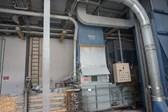 Hunkeler Balemaster Waste Paper Collecting System