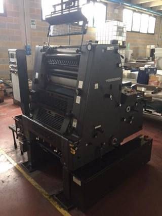 Heidelberg GTO 52-1 Single Colour Offset Printing Machine