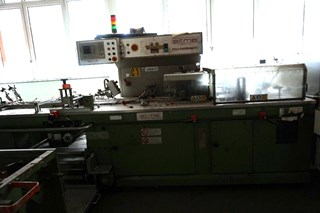 Sitma Type 950 Poly-Papermatic Flow Wrapping Line