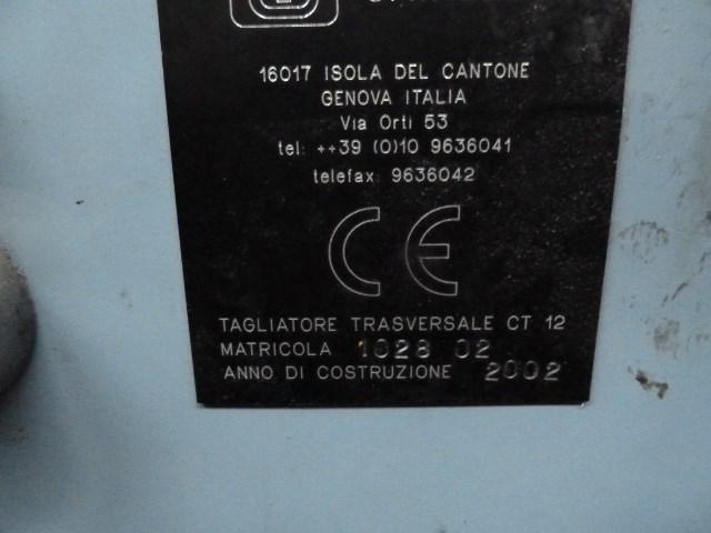 Cavalleri Model CT12