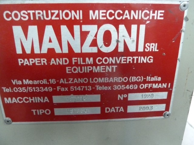 Manzoni Nesaflex 506-4/ 108R Type LS 1250