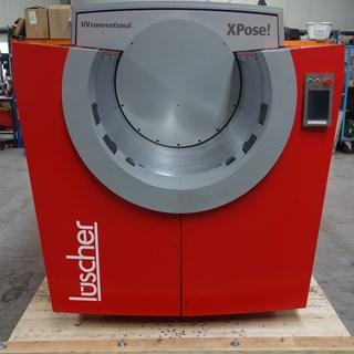Luescher XPose! 260/128 UV Ferrari Red