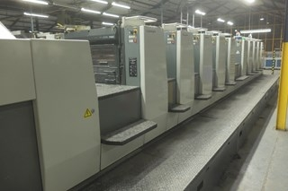 Komori Lithrone L1028P