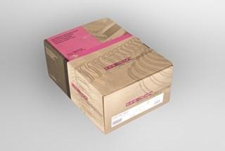 ERP 43851 Renz Drahtkammbindung, 32,0 mm, 2:1, silber matt